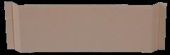Deense strook kort vouw - 63x20 *