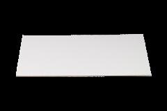 Kartonnen plaat - 22,5x49 cm *