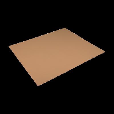 Kartonnen plaat - 120x100 cm *