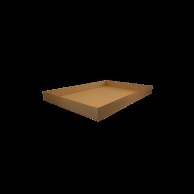 Palletdeksel - 120x80x10 cm *