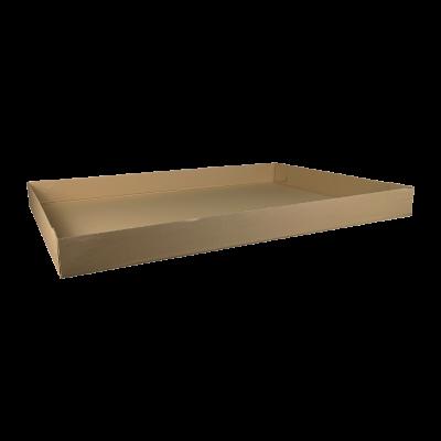 Palletdeksel - 118x78x10 cm *