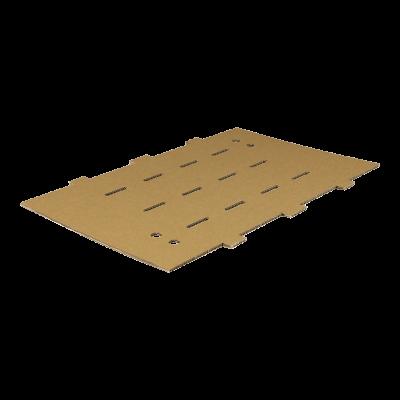 Kartonnen plaat - 56x40 cm *