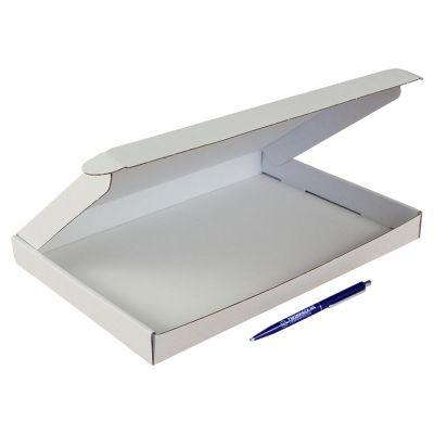 Brievenbusdoos A4 - 31x21,5x3 cm wit *