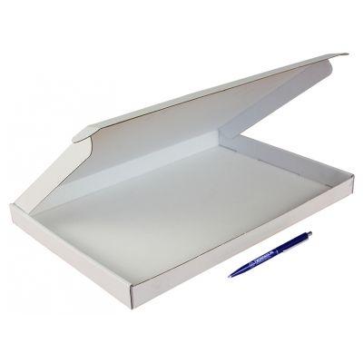 Brievenbusdoos MAX - 37x26x3 cm wit *