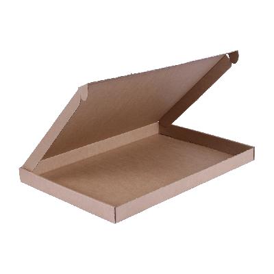 Brievenbusdoos MAX - 37x26x3 cm bruin *