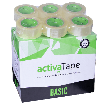Handtape Activa 48mm x 132m (Basic)