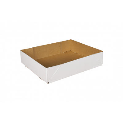Kartonnen bak - 31,5x27x7 cm