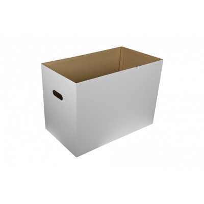 Kartonnen bak - 54x31x40 cm *