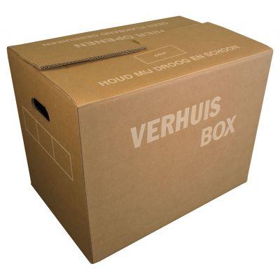 Verhuisdoos - 48x32x36 cm vouwbodem *