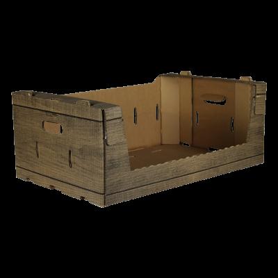 Kartonnen bak - 60x40x23 cm *